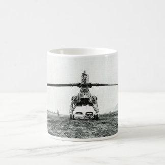 XV-17 Hughes Heavy Lift Helicopter Classic White Coffee Mug