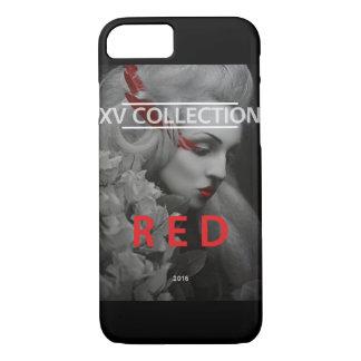 XV RED III iPhone 7 CASE