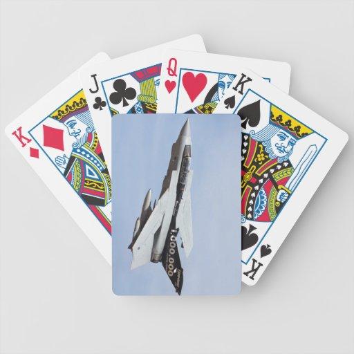 XV Squadron Tornado Deck Of Cards