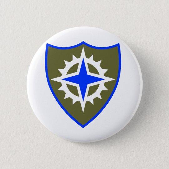 XVI Corps Pinback Button
