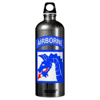 XVIII AIRBORNE CORPS LIBERTY ALUMINUM WATER BOTTLE