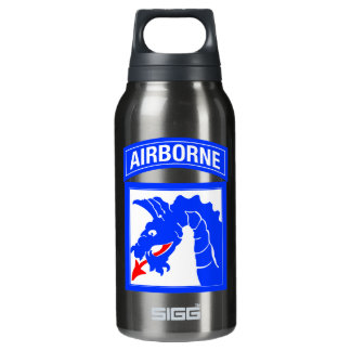 XVIII AIRBORNE CORPS LIBERTY THERMOS WATER BOTTLE