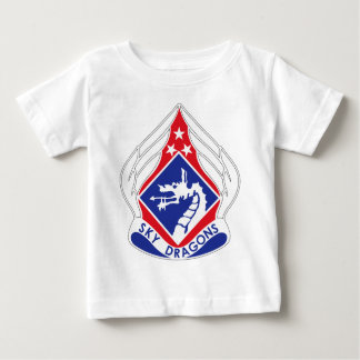 XVIII Airborne Corps With Sky Soldiers (BCT) Baby T-Shirt