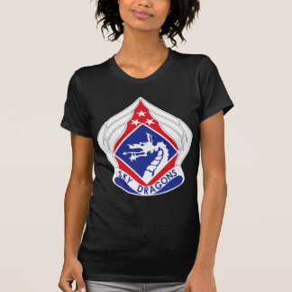 XVIII Airborne Corps With Sky Soldiers (BCT) T-Shirt