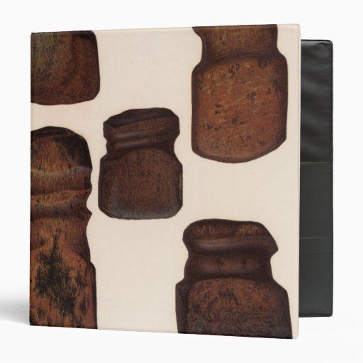 XVIII instrumentos de piedra, New México