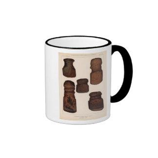 XVIII Stone implements, New Mexico Ringer Coffee Mug