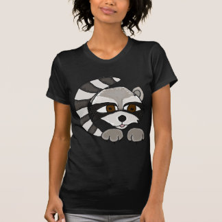 XX- Artistic Raccoon T-Shirt