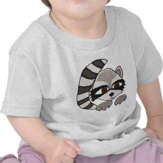 XX- Artistic Raccoon Tees