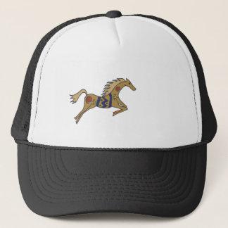 XX- Artisting Leaping Horse Trucker Hat