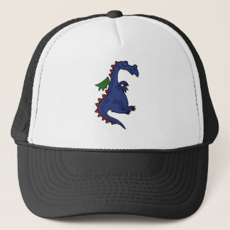 XX- Awesome Blue Dragon Trucker Hat