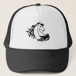 XX- Awesome Horse Art  Design Trucker Hat