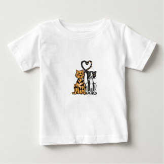 XX- Awesome Kitty Cat Love Baby T-Shirt