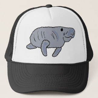 XX- Awesome Manatee Trucker Hat