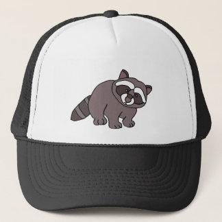 XX- Awesome Raccoon Trucker Hat