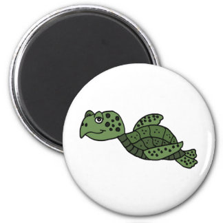 XX- Awesome Sea Turtle Refrigerator Magnets