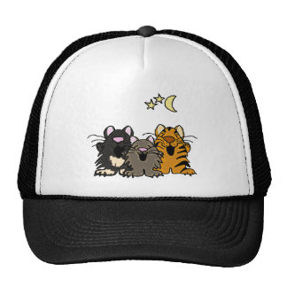 XX- Awesome Singing Cats Trucker Hat