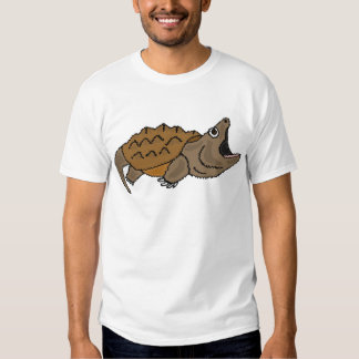 XX- Awesome Snapping Turtle Tshirt