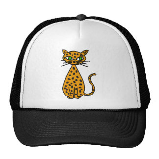 XX- Awesome Spotted Cat Trucker Hat