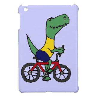 XX bicicleta divertida del montar a caballo del di iPad Mini Cárcasas