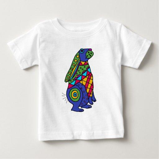 XX- Buny Rabbit Art Baby T-Shirt