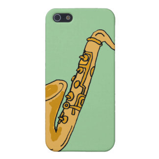 XX- Cool Saxo Cartoon Case For iPhone SE/5/5s