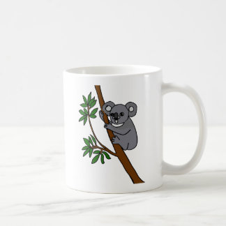 XX- Cute Koala Bear Coffee Mug