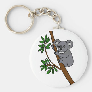 XX- Cute Koala Bear Key Chain