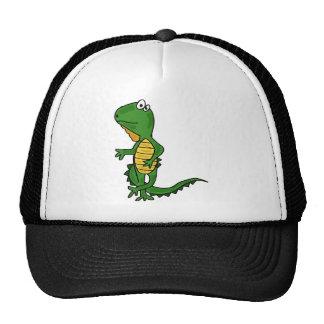 XX- Dancing Iguana Trucker Hat