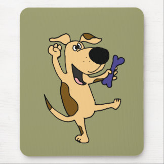 XX- Dancing Puppy Dog Mouse Pad