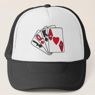 XX- Deck Of Cards Trucker Hat
