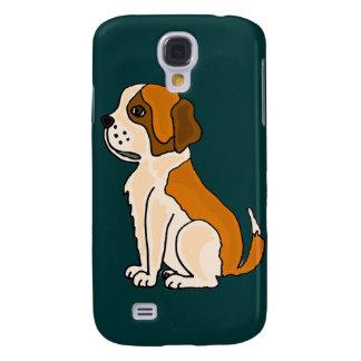 XX dibujo animado adorable del perro de perrito de Funda Para Galaxy S4