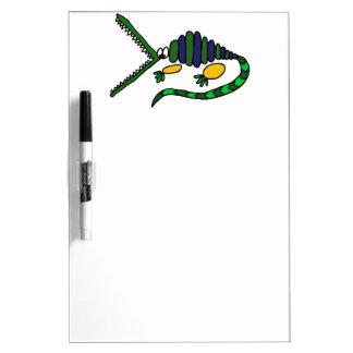 XX diseño del arte del cocodrilo Pizarras