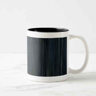 XX Episode Title XX Barcode Two-Tone Coffee Mug