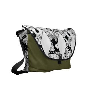 XX Full Messenger Bags