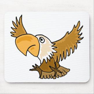 XX- Funky Eagle Mouse Pad