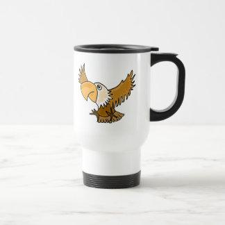 XX- Funky Eagle Mug