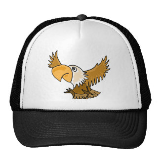 XX- Funky Eagle Trucker Hat