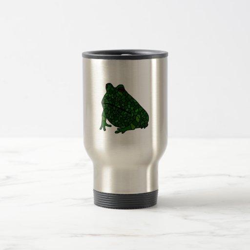 XX- Funky Frog Art Mugs