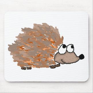 XX- Funky Hedgehog Mouse Pad