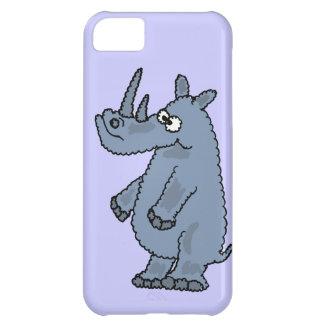 XX- Funky Rhino Cartoon iPhone 5C Covers