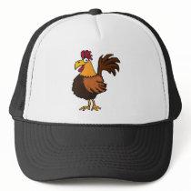 XX- Funky Rooster Trucker Hat