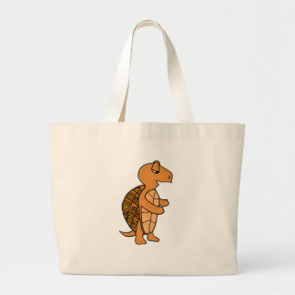XX- Funny Box Turtle Tote Bags