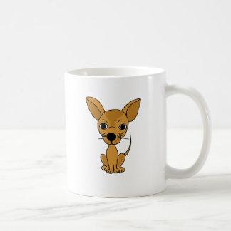 XX- Funny Chihuahua Design Coffee Mug