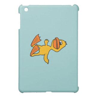 XX- Funny Dead Duck Cartoon iPad Mini Case