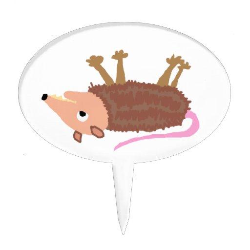 Possum Cake Topper