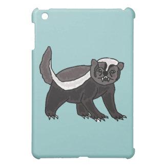 XX- Funny Honey Badger iPad Mini Cover