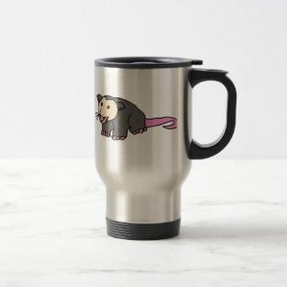 XX- Funny Possum Travel Mug