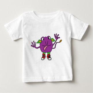 XX- Funny Purple Tickle Monster Tee Shirt