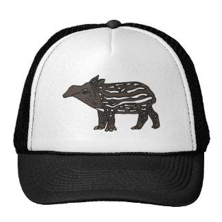 XX- Funny Tapir Cartoon Trucker Hat