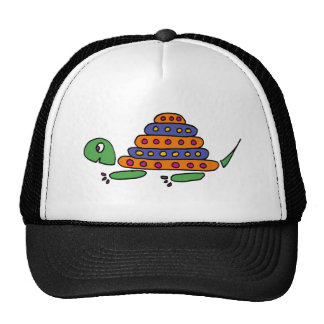 XX- Funny Turtle Cartoons Hats